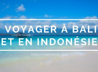 Comment se rendre en Indonésie ?