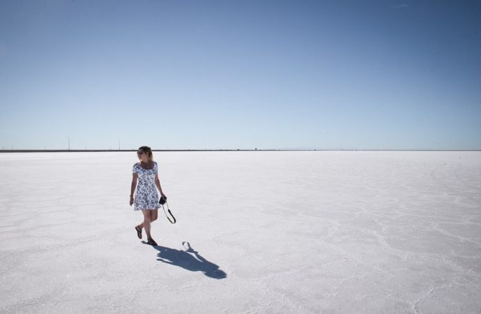 Mer de sel : un lieu magique perdu en Argentine