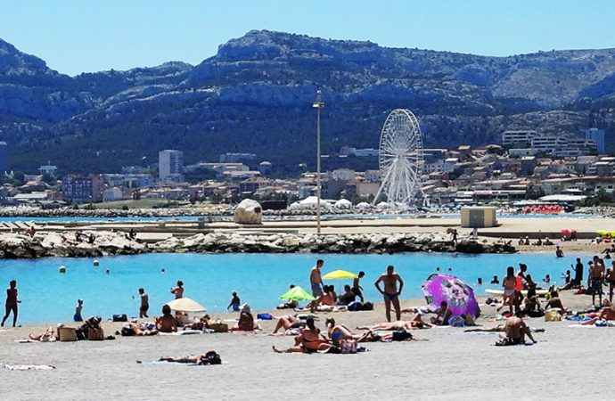 Marseille attire encore les touristes