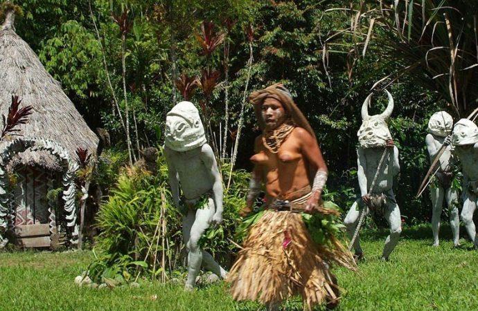 Papouasie-Nouvelle Guinée : découverte