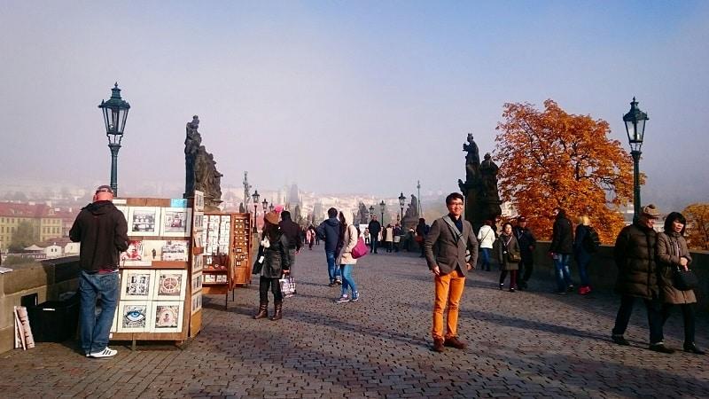 prague-ville-romantique