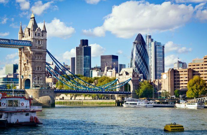 Week-end à Londres : programme !