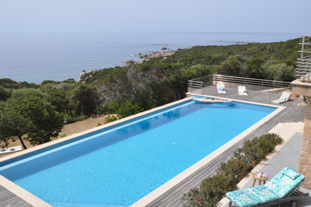 Location de Villa en Corse