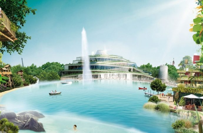Le nouveau parc Villages Nature Paris proche de Disneyland Paris