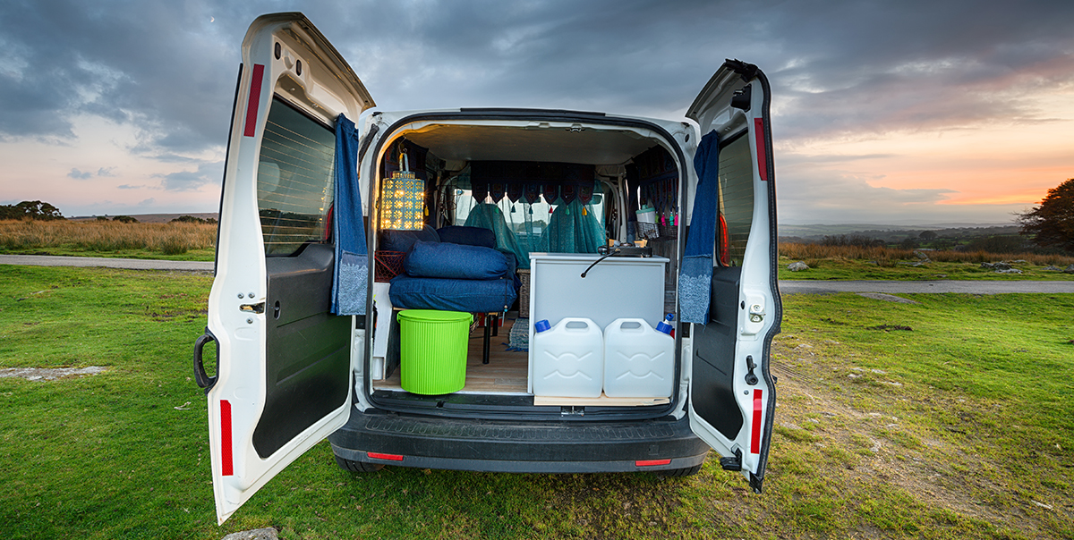 camping mobile