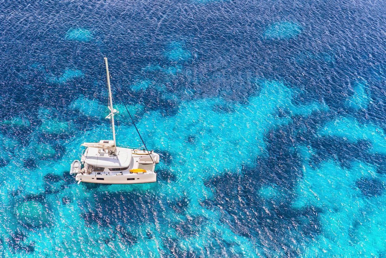 voyage catamaran voilier bateau plaisance