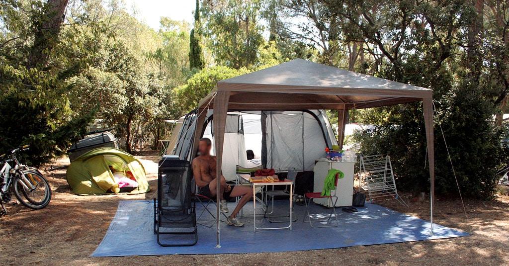 avantages tente camping