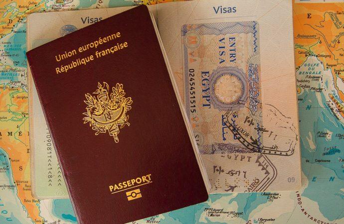 Une demande simplifiée pour un visa destiné à la France